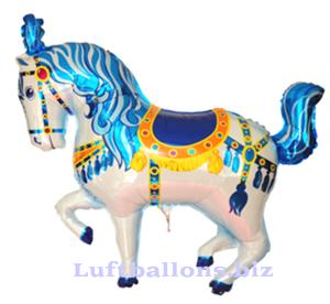 Luftballon-aus-Folie-Zirkuspferd-mit-Ballongas